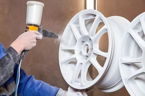 Powder Coating vs. Painting Motorcycle Wheels